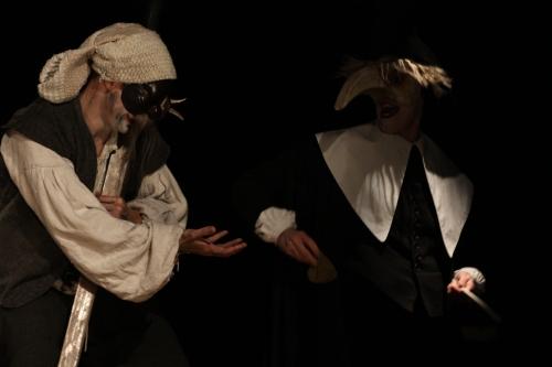 spectacol Cand Dragostea poarta paslari-Teatrul Masca